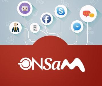 ONSam Conectando pessoas